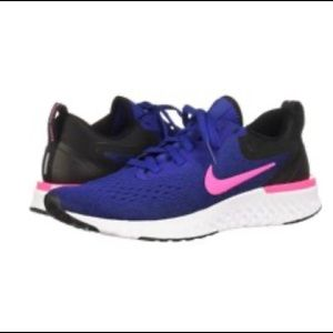 Nike Odyssey React Navy and Hot Pink 9.5W